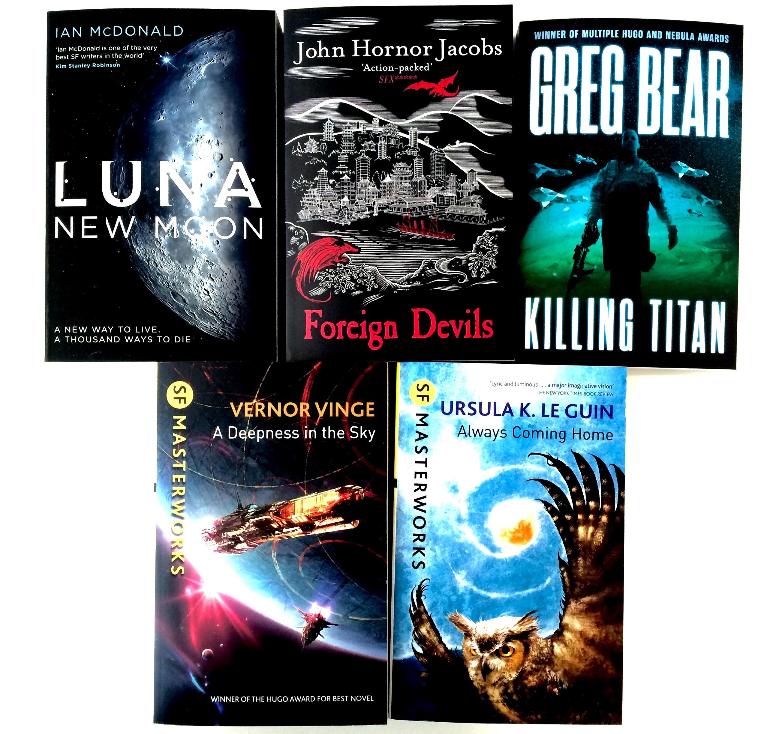 Luna: New Moon | Headline Publishing Group, home of