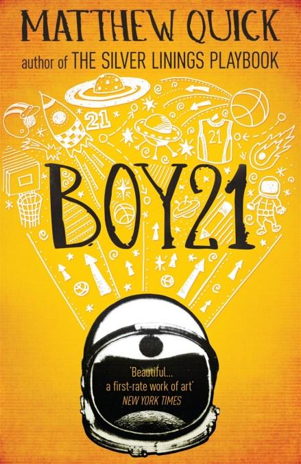 Ebook Boy21 By Matthew Quick