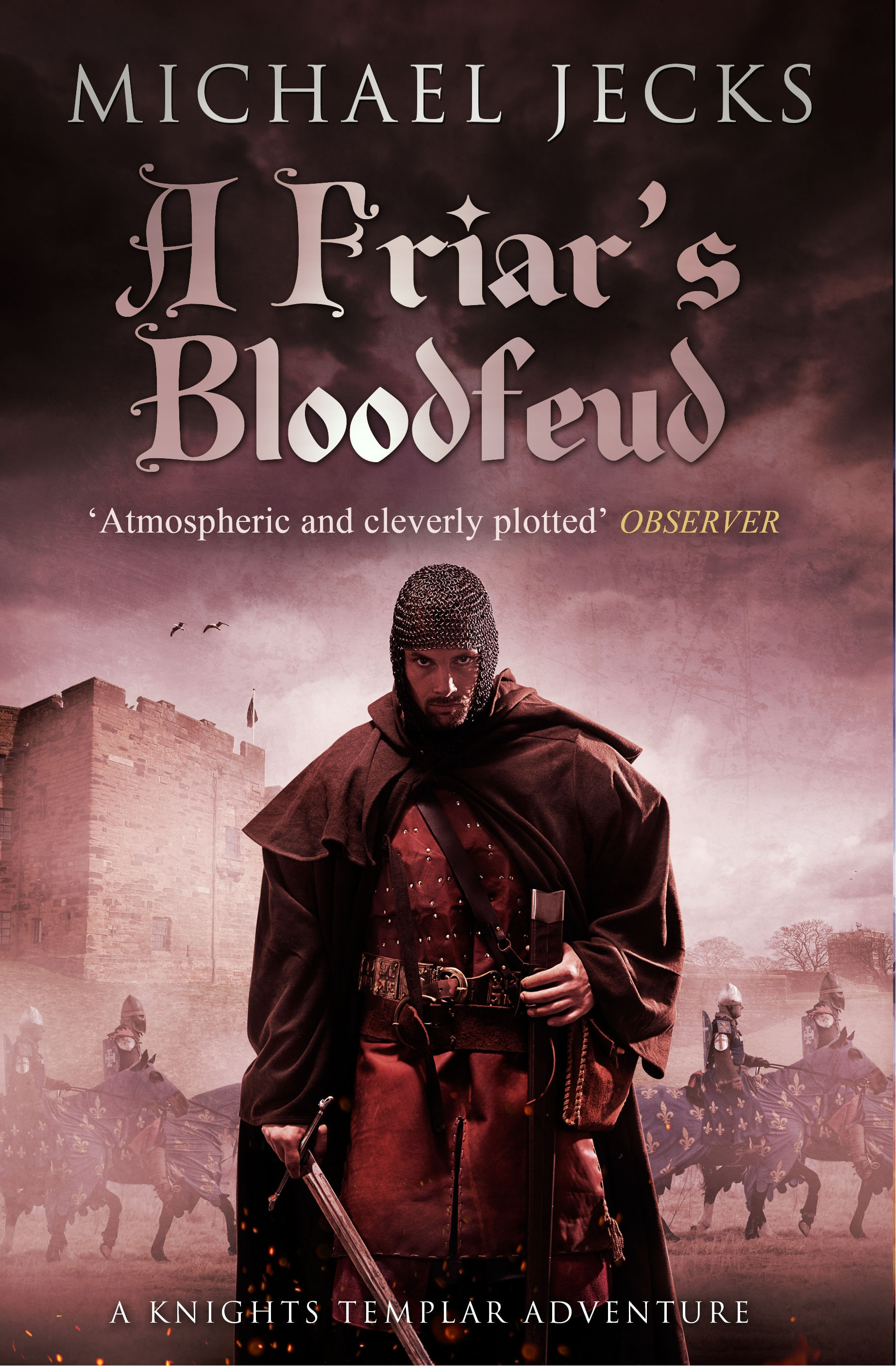 The Last Templar Ebook